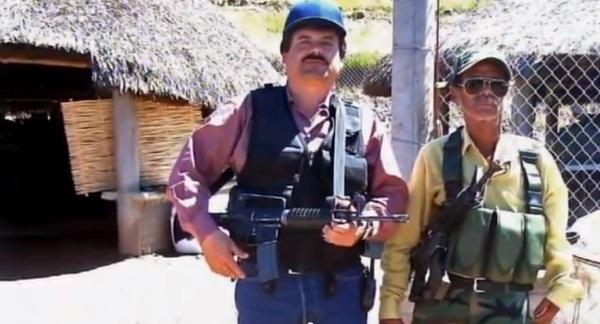 El Chapo old photo