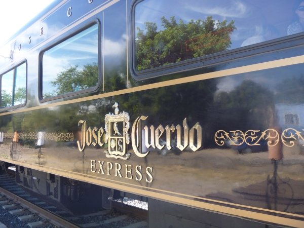 The Cuervo Express