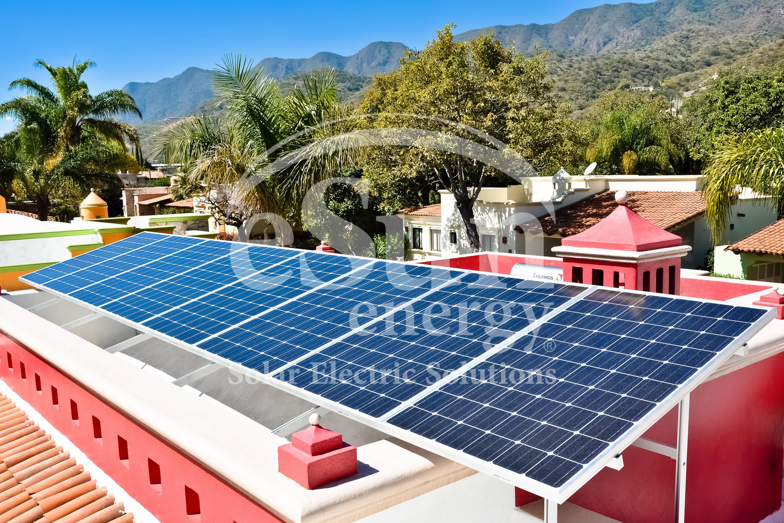 Solar Mexico Esun Solar Energy Mexico Photo