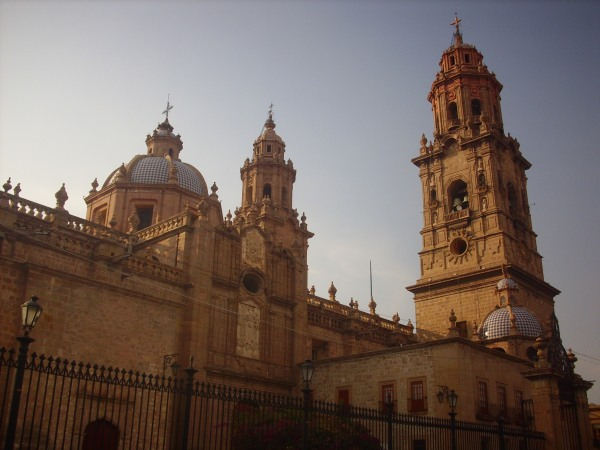 The Pope  will visit Morelia, capital of the troubled state of Michoacán, on Tuesday.