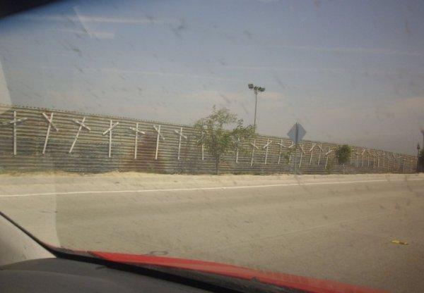 Tijuana-border