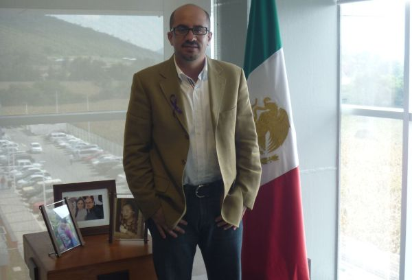 Tlajomulco Mayor Ismael del Toro announced on Tuesday that he has broken off relations with the Jalisco state government.
