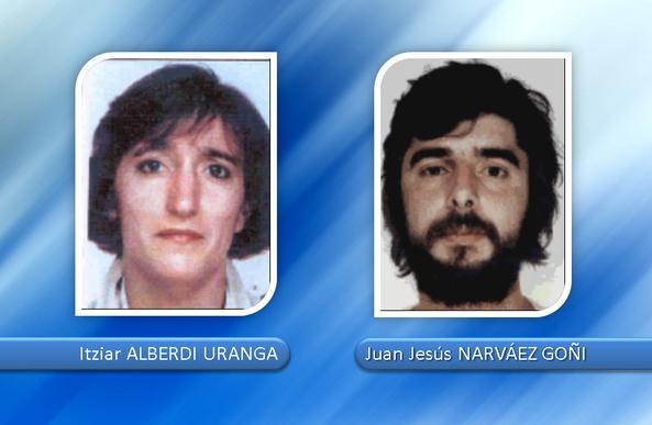 Juan Jesus Narvaez Goñi Itziar Alberdi Uranga
