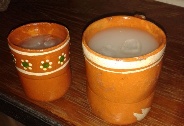 Acidic, milky and slightly viscous, pulque is something of an acquired taste.