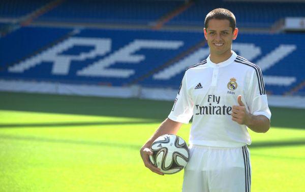 Chicharito-Hernandez-Real-Madrid