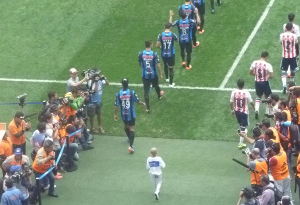 Ronaldinho scored one and assisted one on his Liga MX debut for Queretaro.