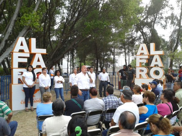 Citizens' Movement candidate Enrique Alfaro hopes to become the next mayor of Guadalajara.