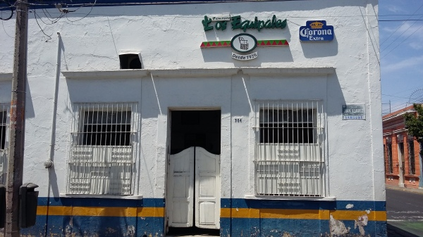 Guadalajara's Los Famosos Equipales cantina was founded in 1920.