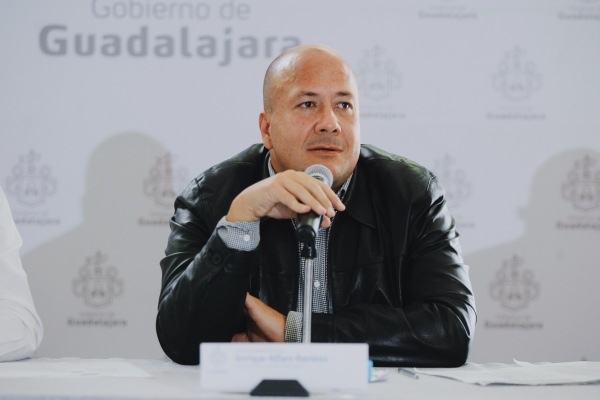 Guadalajara Mayor Enrique Alfaro says his administration refuses to communicate with criminal gangs.