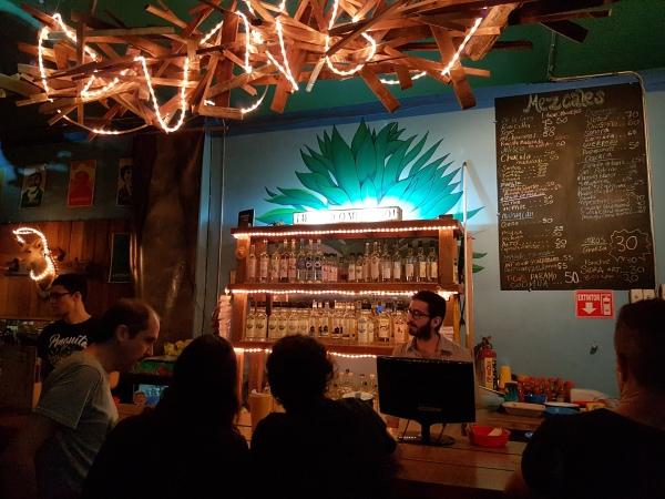 Pare de Sufrir is one of Guadalajara's most popular bars.