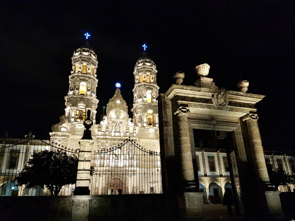 Guadalajara is home to several spectacular cathedrals and basilicas.
