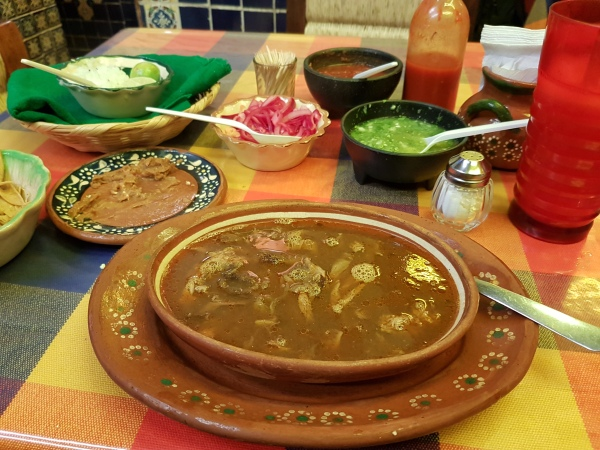 Las Nueve Esquinas is one of the best places in Guadalajara to eat birria.