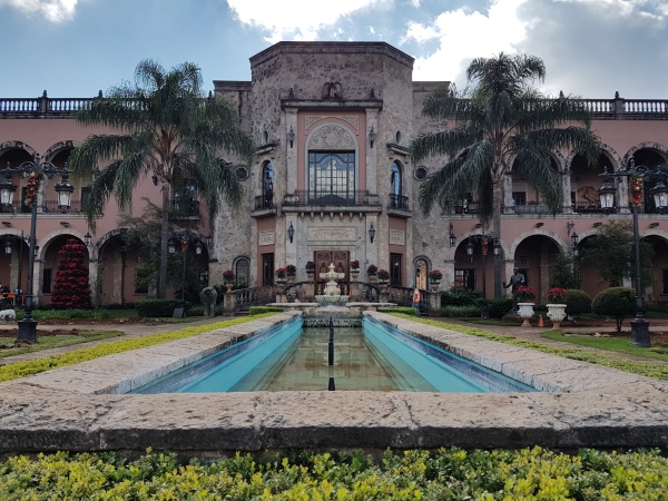 Produced at this vast hacienda in the highlands of Jalisco, Tequila Patrón is the ultra-premium market leader.